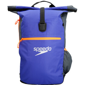 speedo Team III Sac à dos 30l, oxid grey/ultramarine